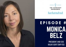 The CUInsight Experience podcast: Monica Belz – Taking the torch (#42)