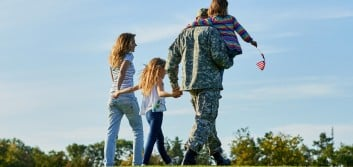 Military spouses make a difference
