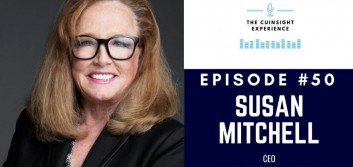 The CUInsight Experience podcast: Susan Mitchell – Collision Course (#50)