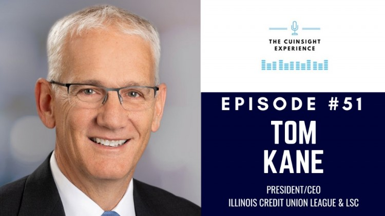 The CUInsight Experience podcast: Tom Kane – CIA to CEO (#51)