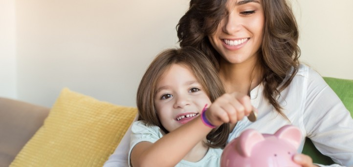 It's the perfect time to teach your kids about money