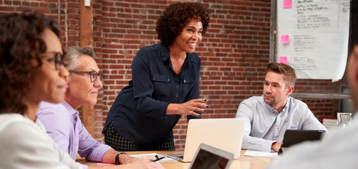 Women in leadership positions in credit unions – What's holding you back?