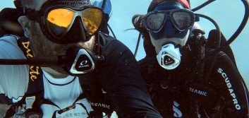 Communication lessons learned underwater