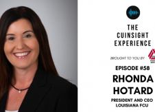 The CUInsight Experience podcast: Rhonda Hotard – Find your why (#58)