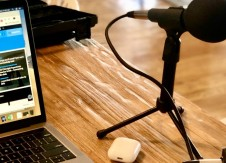 The CUInsight Experience podcast: Podcasting gear