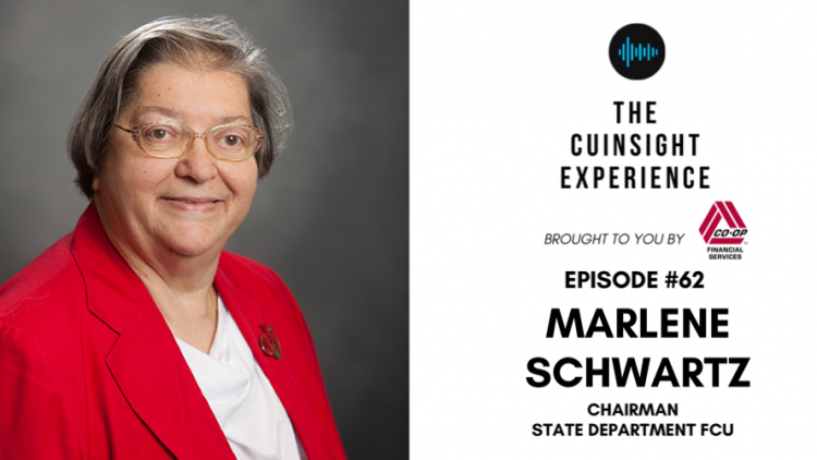 The CUInsight Experience podcast: Marlene Schwartz – Laying the groundwork (#62)