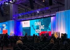 Another fantastic Tuesday at #CUNAGAC!