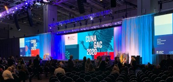 Another fantastic Tuesday at #CUNAGAC!