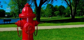 Controlling the information 'fire hydrant'