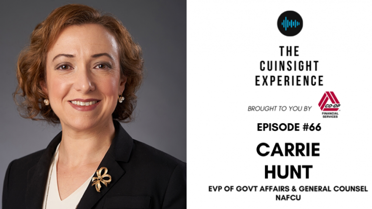 The CUInsight Experience podcast: Carrie Hunt – Approaching advocacy (#66)