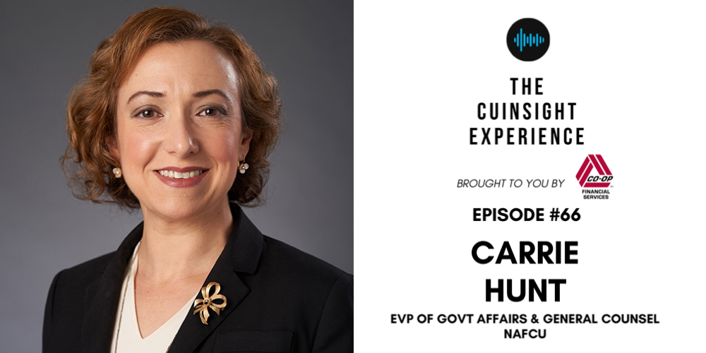 The CUInsight Experience featuring Carrie Hunt
