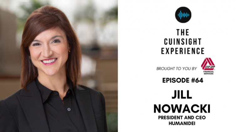 The CUInsight Experience podcast: Jill Nowacki – Culture of empowerment (#64)