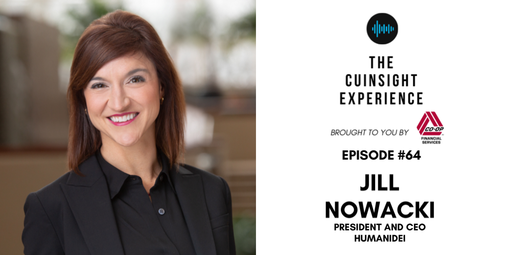 The CUInsight Experience Episode 64 with Jill Nowacki
