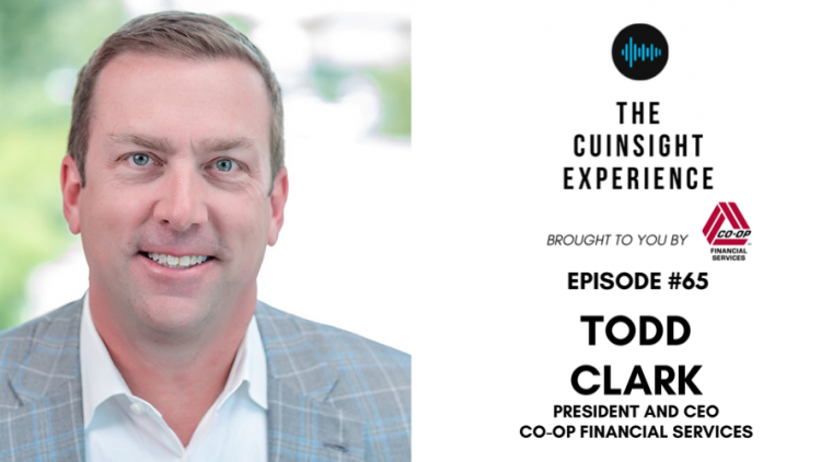 The CUInsight Experience podcast: Todd Clark – Adapting to change (#65)