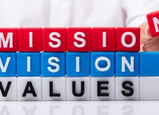 Your mission, vision, and values drive strategic execution