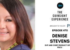 The CUInsight Experience podcast: Denise Stevens – Adjusting to innovation (#70)