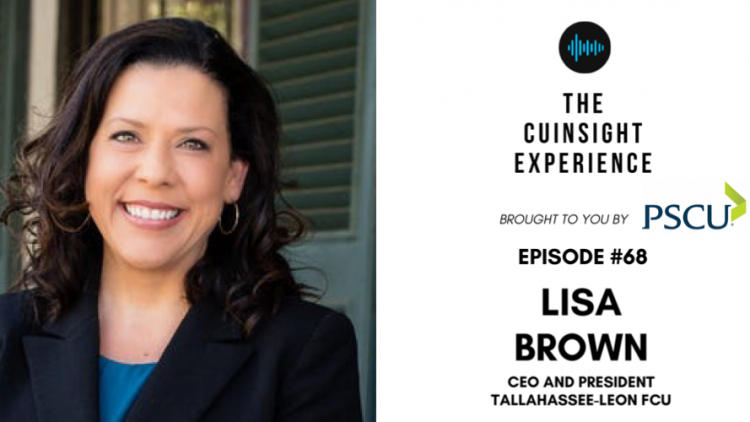 The CUInsight Experience podcast: Lisa Brown – Leading fearlessly (#68)