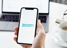 Everyone's using Zoom, and it shows