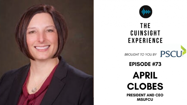 The CUInsight Experience podcast: April Clobes – Mission moments (#73)