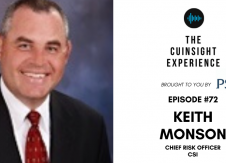 Graphic of The CUInsight Experience featuring CSI employee Keith Monson