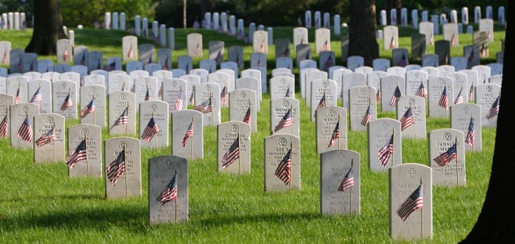 Words to consider on this Memorial Day weekend