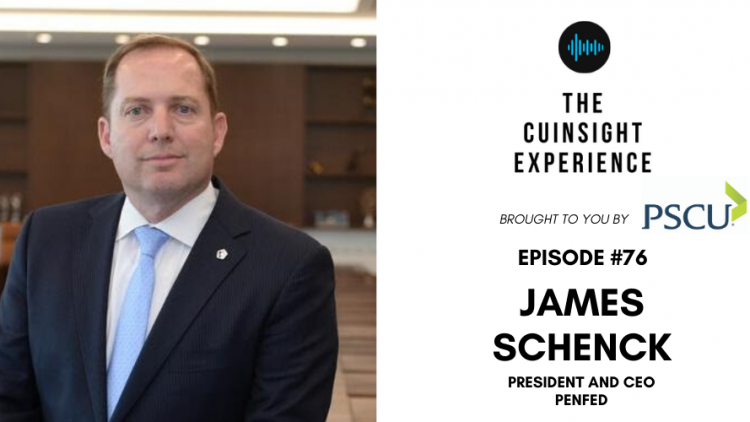 The CUInsight Experience podcast: James Schenck – I love it here (#76)