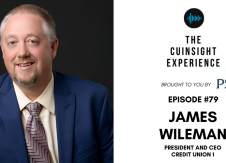 The CUInsight Experience podcast: James Wileman – Be proactive (#79)
