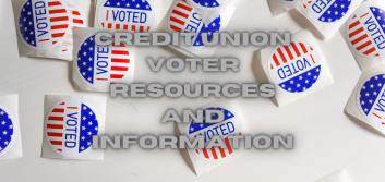 Credit union voter resources and information