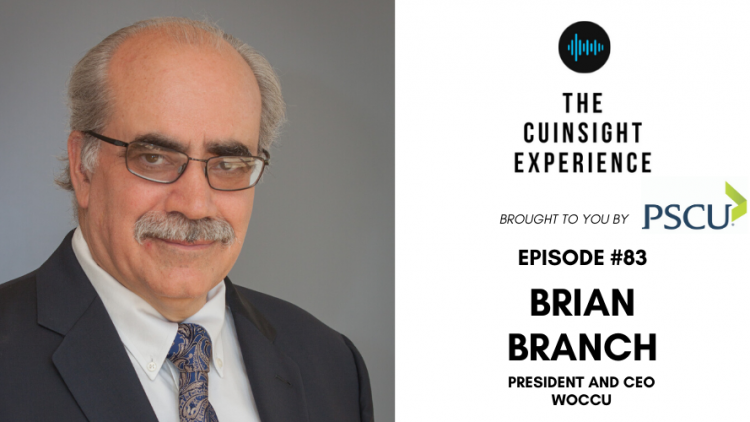 The CUInsight Experience podcast: Brian Branch – Global exposure (#83)
