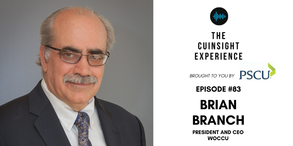 Brian Branch - The CUInsight Experience