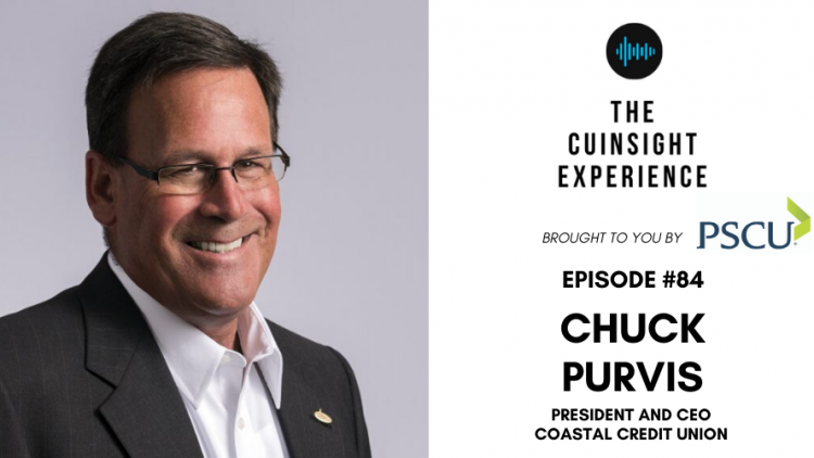 The CUInsight Experience podcast: Chuck Purvis – Reenergized and reengaged (#84)