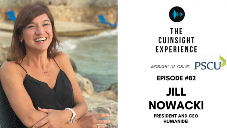 The CUInsight Experience podcast: Jill Nowacki – Extending empathy (#82)