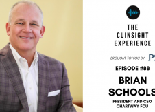 The CUInsight Experience podcast: Brian Schools – Lasting culture (#88)