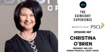 The CUInsight Experience podcast: Christina O'Brien – Building foundation (#87)