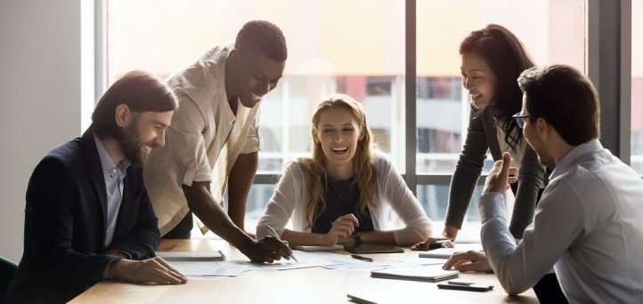 """Building your work-place """"dream team"""""""