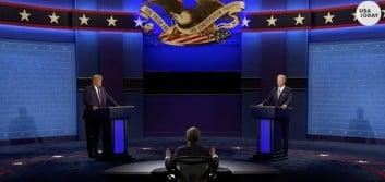 5 takeaways from the debate between Donald Trump and Joe Biden in Cleveland