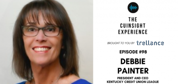 The CUInsight Experience podcast: Debbie Painter –  Stay intentional (#98)