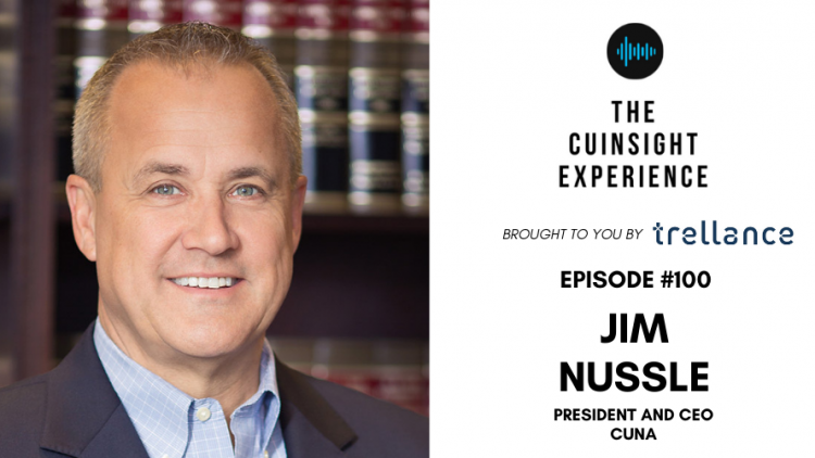 The CUInsight Experience podcast: Jim Nussle – Full circle (#100)