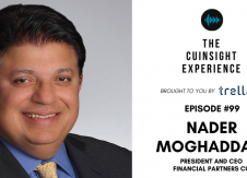 The CUInsight Experience podcast: Nader Moghaddam – Good partners (#99)