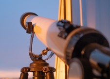 Changing perspectives: Telescopes and kaleidoscopes