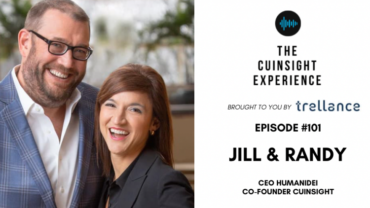 The CUInsight Experience podcast: Jill and Randy – Morning walks (#101)