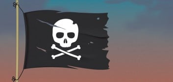 Is your marketing the pirates who don't do anything?