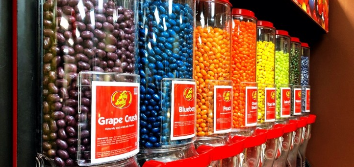 The Jelly Belly effect