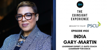 The CUInsight Experience podcast: India Gary-Martin – Learning leadership (#105)