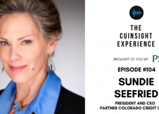 The CUInsight Experience podcast: Sundie Seefried – Trust yourself (#104)