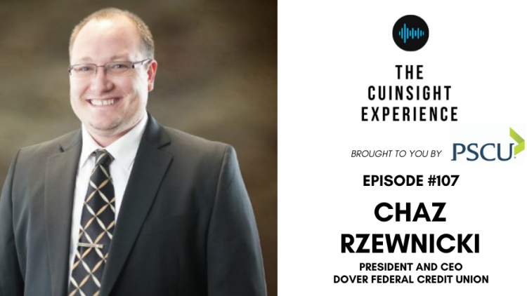 The CUInsight Experience podcast: Chaz Rzewnicki – Be legendary (#107)