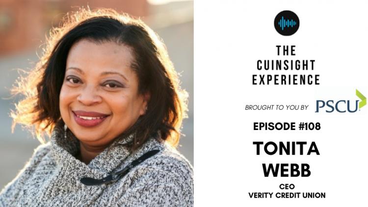 The CUInsight Experience podcast: Tonita Webb – Humanizing membership (#108)