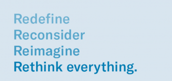 World-renowned experts. Unmatched insights. Rethink everything during our 4-part THINK Virtual Series