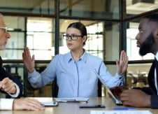 Don't avoid it: Strategies for conflict resolution