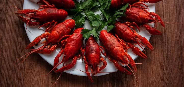 Can you eat your own crawfish?